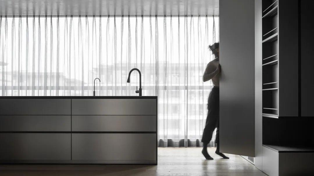 现代简约家装案例,贵州独立设计师邢远鹏分享:打造个性居所